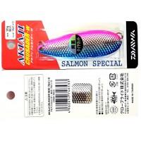 Блесна DAIWA AKIAJI CRUSADER W35 SALMON SPECIAL 35g / BLUEPIN-D (04847803)