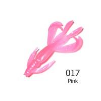 "БАЛЕРИНКА 2"" (15шт/уп) #017 Pink / 04 Рыба"